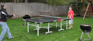 Be Together – table tennis for the family