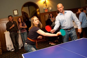 A break from the hectic work day – #UnPlugNPlay Ping Pong