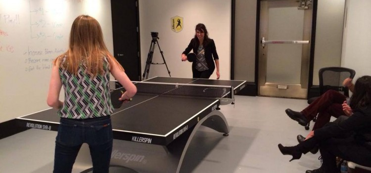 What's the difference between Table Tennis and Ping Pong?