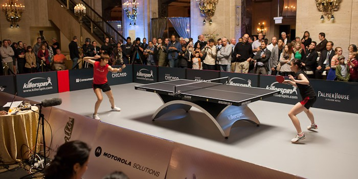 Table Tennis through time (A brief history of Ping Pong)