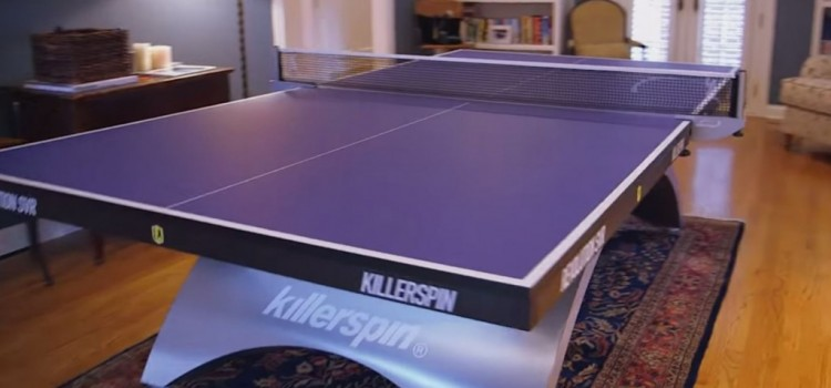 Commemorating Dad with Ping Pong